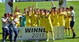 32 penaltis después, el Villarreal Juvenil (CD Roda) ganó la Mediterranean International Cup