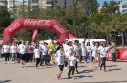 Más de 200 runners participaron en la carrera solidaria Run For Parkinson's 2017