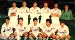 La Asociación de Futbolistas VCF cita 30 años después a la plantilla que logró el ascenso en 1987