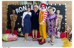 Casa Ronald McDonald Valencia celebra su cuarto aniversario con una gran fiesta del cine