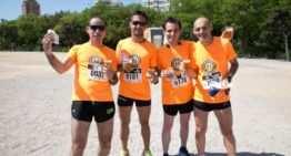 GALERÍA: Mil personas disfrutar de deporte y cerveza en la Beer Runners de Valencia