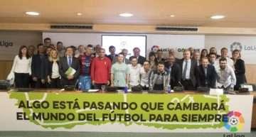 17 clubes integrarán La Liga Genuine, el nuevo proyecto para equipos DI en España