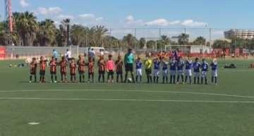 VIDEO: Triunfo del Patacona ante el CDB Massanassa en un partido loco de Superliga Benjamín Primer Año (3-0)