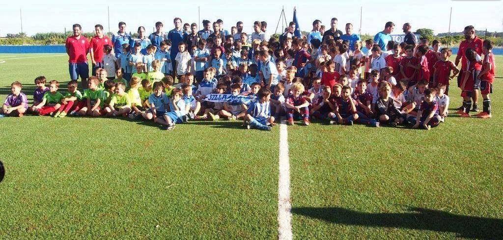 La viii copa federaci n de f tbol base se presenta el 26 for Federacion valenciana de futbol
