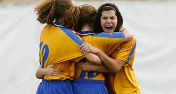 Programa definitivo de la I Jornada de Fútbol Femenino en Aldaia el 3 de junio