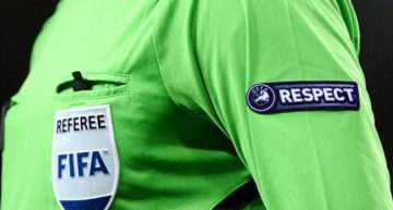 El respeto por los árbitros en el mundo del fútbol