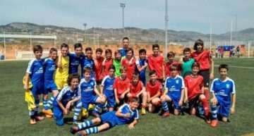 Dura carta de los padres del CF San José Alevín 'A' por una victoria en los despachos del Alboraya UD