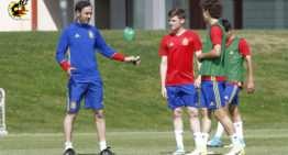 Morante y Baena (Villarreal CF) convocados a entrenar con España Sub-16