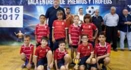 La FFCV de Castellón entrega los premios y trofeos de la Temporada 2016-2017