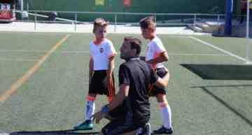 La formación deportiva en los futbolistas jóvenes