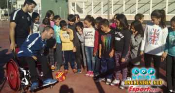 Presentación oficial de la I Inclusión Cup Esportbase el miércoles 21 a las 20 horas en Catarroja