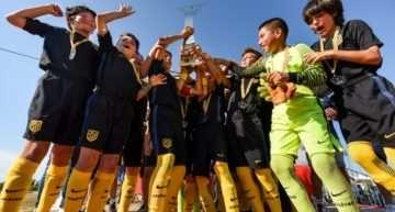 GALERÍA: El Atlético de Madrid se llevó el prestigioso III Torneo Felipe Fernández Alevín