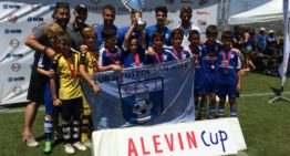 CF San José y CD Malilla se hacen con la Alevin CUP y Querubín CUP