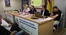 La Asamblea General de la FFCV cerró la temporada 2016-2017