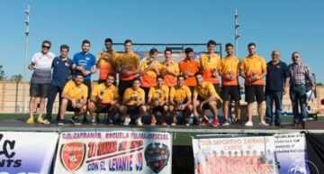 El CD Zafranar se despide de la temporada 2016-2017 por todo lo alto
