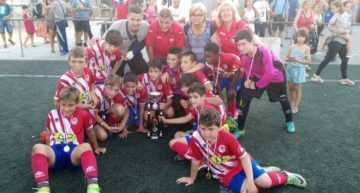 GALERÍA: Disfruta aquí de las mejores fotos del Torneo Tractem Alevín del CF Malvarrosa