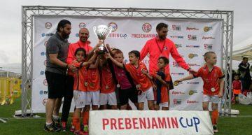 CD Onda y Primer Toque se proclaman campeones de la Prebenjamin CUP 2017