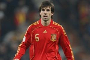 David Albelda con la Selección | FOTO: Marca.es