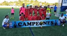 La Copa de Campeones FFCV coronó a CD Caxton College, Valencia CF, UD Paterna y FBCD Catarroja