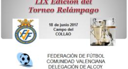 Llega la 59ª edición del Torneo Relámpago en Alcoy