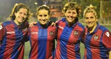 Triangular solidario en Xirivella por la igualdad en el fútbol