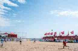 XXIV Trofeo Ciudad de Valencia de Fútbol Playa – II Copa Fallas el 15 y 16 de julio