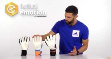 VIDEO: Claves para escoger tus guantes de portero
