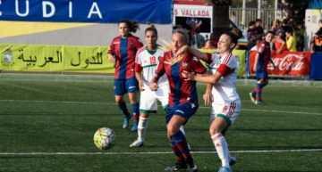 Crónica COTIF Femenino: Guti y Alharilla dan al Levante la remontada ante Marruecos (2-1)