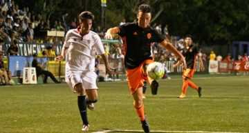 Crónica COTIF Sub-20: El Valencia de Kangin Lee se impone al Sevilla en un duelo muy serio (0-1)