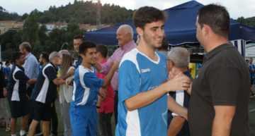 GALERÍA: Club La Vall presentó a sus equipos para la temporada 2017-2018