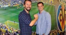 VÍDEO: Marcos Merino y Andrés Pardo (Villarreal CF) analizan el mundo de los fichajes en fútbol base