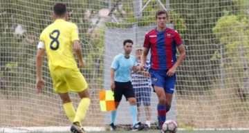 Empate sin goles para el Levante UD Juvenil A ante el EF Torre Pacheco