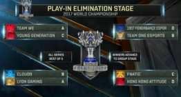 Fnatic se jugará la vida contra Hong Kong Attitude en el Campeonato Mundial de LOL