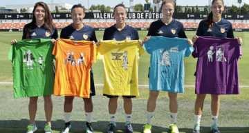 El Valencia CF Femenino se suma a la lucha contra el Alzhéimer