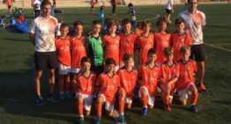 El Benjamín B del Primer Toque acumuló experiencia en el Torneo Provincial de Castellón 'Chencho'