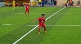 Los juveniles del Villarreal 'A' y el CD Roda 'A' empatan en el derbi