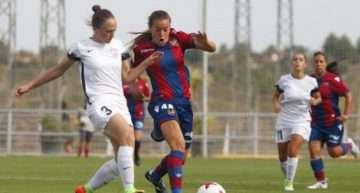 El Levante UD Femenino suma un punto ante el Madrid CFF