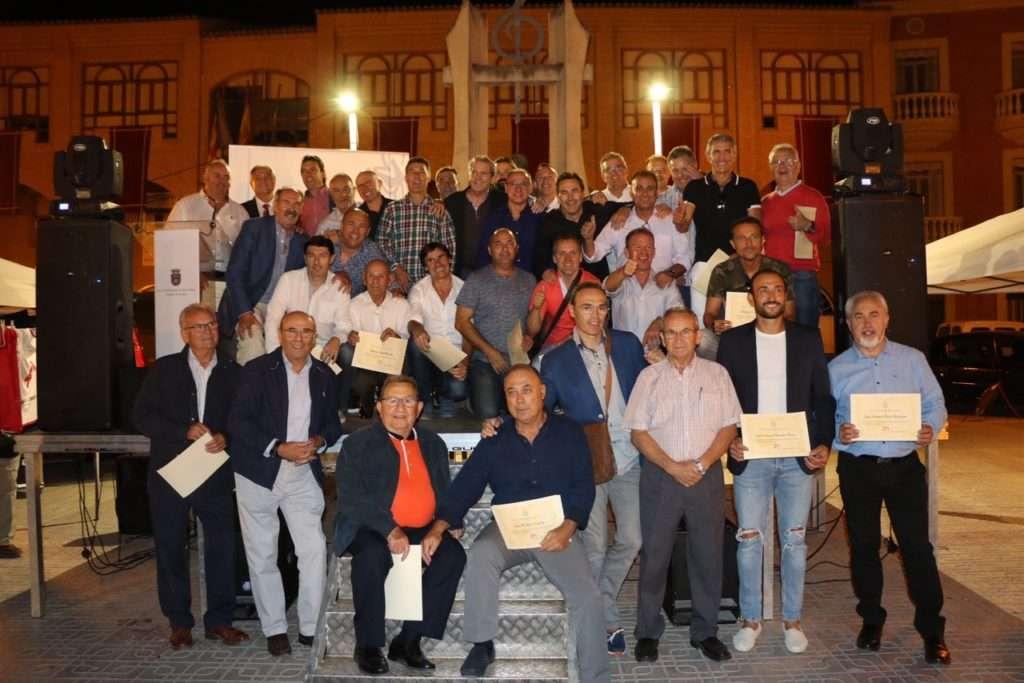 La FFCV estuvo presente en el homenaje al Llíria del ascenso
