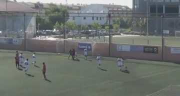 VIDEO: El Elche confirma su dinámica ascendente en Cadete Autonómico ante un Alboraya sin suerte (1-2)