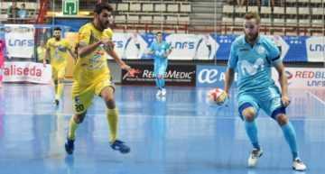 Peñíscola se medirá a Inter en Octavos de Copa del Rey de fútbol sala