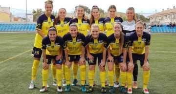 VIDEO: El Sporting Plaza Argel tumba al Aldaia y sigue ganando en Segunda División Femenina (1-3)