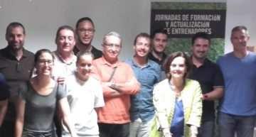 Manises acogió la primera de las Jornadas de Actualización del Comité Técnico de Entrenadores FFCV