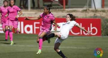 Sevilla y Levante Femenino empatan en un partido loco de la Liga Iberdrola (5-5)