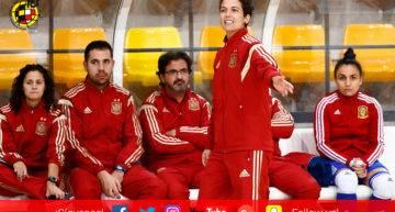 La Selección de fútbol sala llama a Jennifer Pedro (Universidad de Alicante) para dos amistosos con Portugal