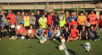 China cimenta su 'sueño del fútbol' con métodos y entrenadores valencianos