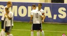 VIDEO: El Ontinyent encarriló la Final Autonómica de la Copa RFEF ante el Torre Levante (2-0)