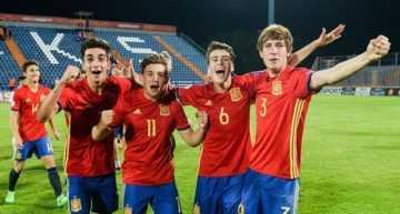 La Selección Sub-17 busca el Mundial con el ADN más valenciano