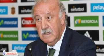 Vicente del Bosque recibirá en Valencia el Premio Tolerancia 2017