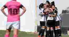 El Valencia Femenino se muestra dominante ante el Madrid CF Femenino (4-0)