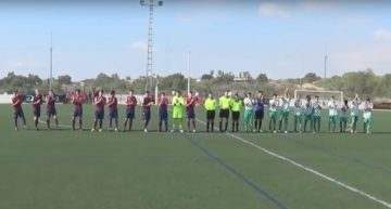 VIDEO: El Levante sucumbió en su visita al Intangco en Cadete Autonómico (2-1)